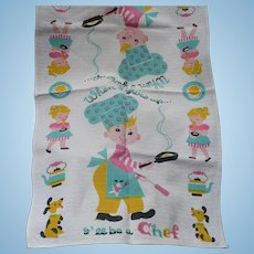 Chef Towel For Child