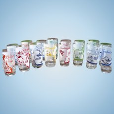 State Drinking Glasses