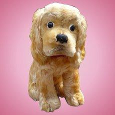 "Steiff 10  1/4"" Dog"