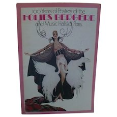 Follies Bergere Poster Book