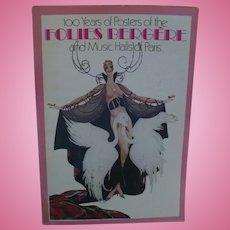 Follies Bergere Poster Book