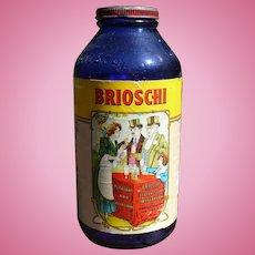 Brioschi Vintage Bottle