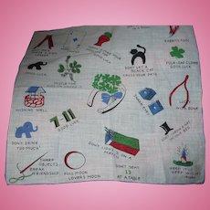 Superstition Handkerchief