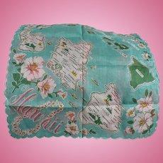Aloha Hawaii Handkerchief