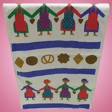 Swedish People Towel