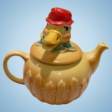 Regal China Rooster Teapot