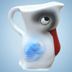 Czech Bird Pitcher Creamer
