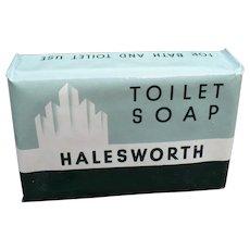 Halesworth 1950's Bar of Soap