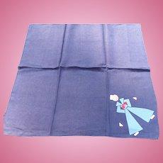 Applique Sailor Handkerchief
