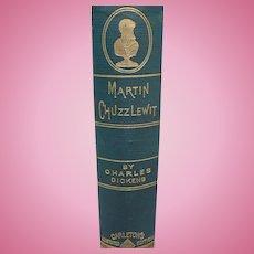 Dickens Martin Chuzzlewith Book