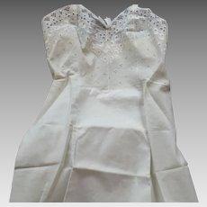 1950's Cotton  Slip