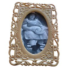 Celluloid Picture Frame