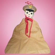Army Man Laundry Bag