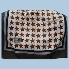 Norell Star Scarf