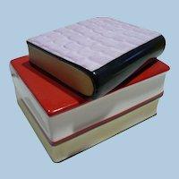Czech Pottery Book Box