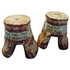 Redwood Trees Salt & Pepper