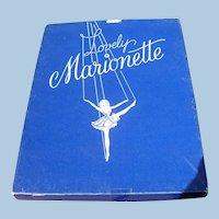 Marionette Seamed Nylon Stockings