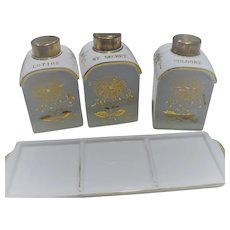 Irice Scent Bottles Tray