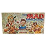 Vintage 1979 Parker Brothers Mad Magazine Board Game