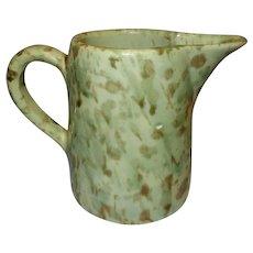 Vintage Morton Spongeware Creamer