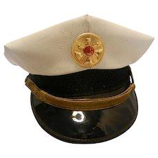 Vintage Assistant Fire Chief Hat