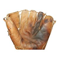 Vintage Mickey Mantle Baseball Glove