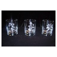 McCormick Spice Company Old Fashion Glasses