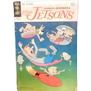 Vintage Silver Age Hanna-Barbera The Jetsons Comic Book