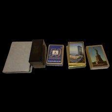 Vintage Sets of Playing Cards