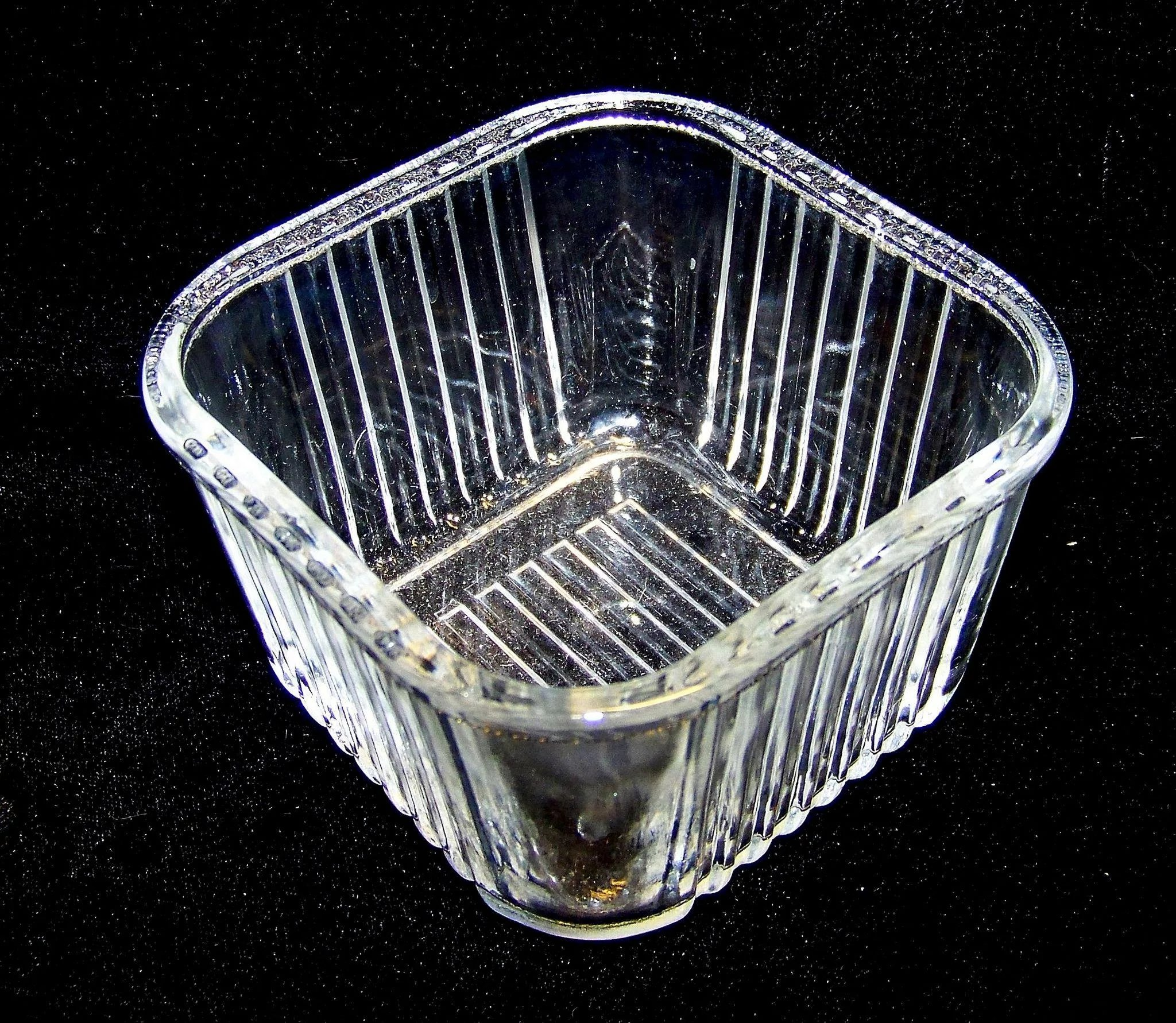Vintage Federal Glass Refrigerator Container My