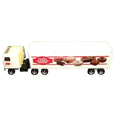 Vintage Ertl Dolly Madison Tractor Trailer Delivery Truck