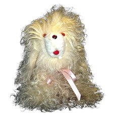 Vintage Stuffed Toy Dog