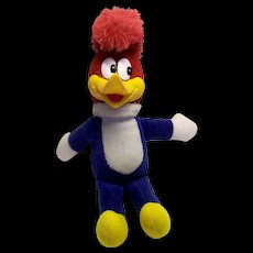 Vintage Woody Woodpecker Doll from Applause