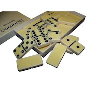 Vintage No. 616 Puremco Domino Set