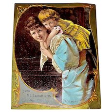 Vintage Nineteenth Century McLaughlin's Coffee Trade Cards
