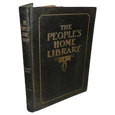 Vintage Cookbook The People's Home Recipe Book – 1920- Alice Kirk