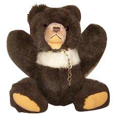 Vintage 1970's Hermann Original Teddy Bear