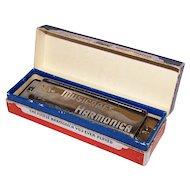 Vintage Gretsch Musicraft Harmonica