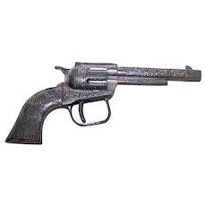 Vintage Esquire Novelty Company Metal Diecast Toy Cap Gun
