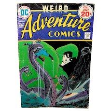 Vintage 1952 DC Weird Comics