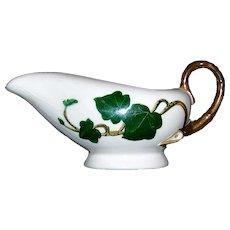 Vintage Metlox California Ivy Ceramic Creamer