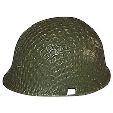 Vintage Hasbro 1967 Original G.I. Joe Army Helmet