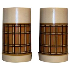Vintage 1970's Aladdin WM4040 Wide-Mouth Thermos Set