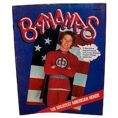 Vintage 1980's  Bananas Teen Magazines