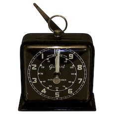 Vintage Gilbert Interval Clock Timer