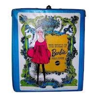 Vintage 1968 World Of Barbie Doll Case