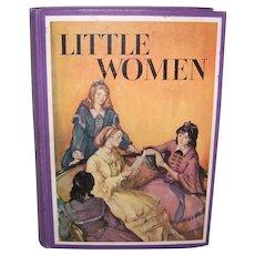 Vintage Book Little Women By Louisa May Alcott