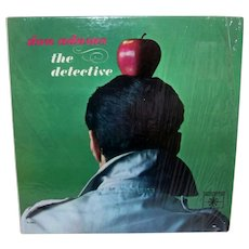 Vintage 1963 RCA Records Don Adams The Detective Record Album