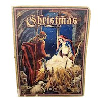 Vintage Illustrated 1941 Christmas: An American Annual Of Christmas Literature And Art Softcover Book