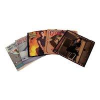Vintage Rock Legend Bruce Springsteen 45 RPM Records